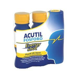 Acutil - Fosforo Energy Shot Confezione 3X60 Ml
