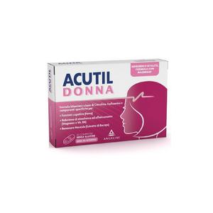 Acutil - Donna Confezione 20 Compresse
