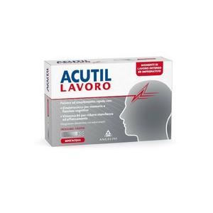 Acutil - Lavoro Confezione 12 Bustina