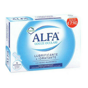 Alfa - Lubrificante Confezione 15 Flaconcini