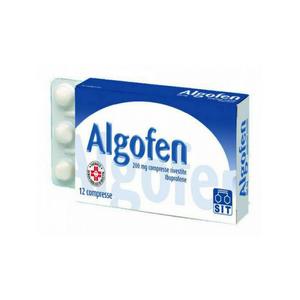Algofen - 200 Mg Confezione 12 Compresse