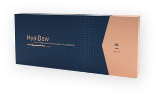 Hyaldew - All Gel Confezione 1 Fiala Siringa Preriempita 1 Ml