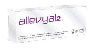 Allevyal - 2 Easyal Acido Ialuronico Per Infiltrazione Confezione 1 Siringa Da 2 Ml