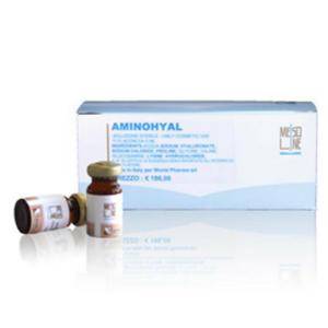 Aminohyal Forte -  Biorivitalizzante Confezione 10 Fiale Da 5 Ml