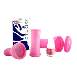 Amycup - Kit Amycup Misura S Coppetta Mestruale + Accessori