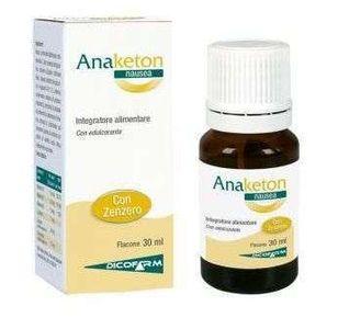 Anaketon - Nausea Confezione 30 Ml (Scadenza Prodotto 28/05/2021)