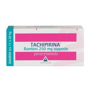Tachipirina - Bambini 250 Mg Tra 11 e 20 Kg Confezione 10 Supposte