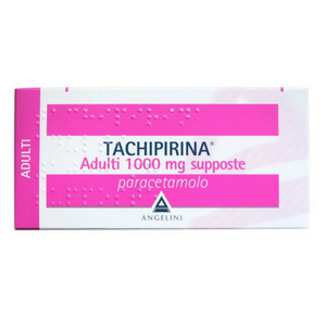 Tachipirina - Adulti 1000 Mg Confezione10 Supposte