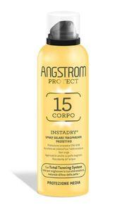 Angstrom - Protezione Instadry Spray Spf 15 Confezione 150 Ml