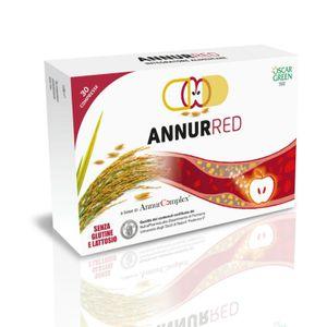Nutraceutical & Drugs  - Annurred Confezione 30 Compresse (Scadenza Prodotto 28/12/2021)