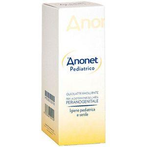 Anonet - Pediatrico Latte Pulizia Confezione 200 Ml (Scadenza Prodotto 30/09/2021)