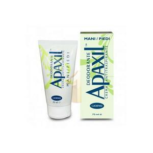 Apaxil Crema antitraspirante per Mani/Piedi giorno - Confezione da 75 ml