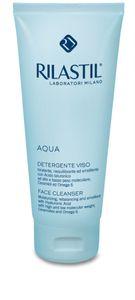 Rilastil -  Aqua Detergente Viso Confezione  200 Ml