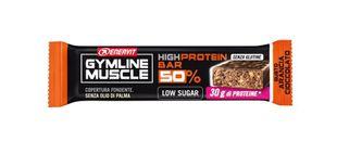 Enervit - Gymline Muscle High Protein Barretta 50% Arancia-Cioccolato Confezione 60 Gr