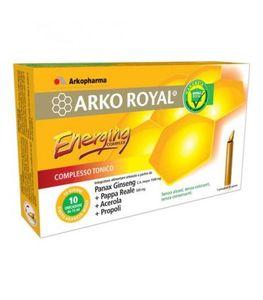 Arkopharma - Arko Royal Energing Complex Confezione 10 Flaconi