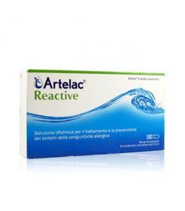 Artelac - Reactive Confezione 10 Pezzi