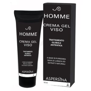 Aspersina - Homme Fluido Viso Confezione 30 Ml