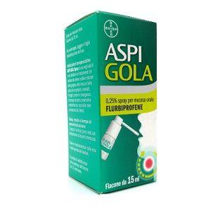 Aspi Gola - Spray Confezione 15 Ml