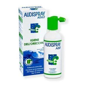 Audispray - Adulti Senza Gas Igiene Orecchio Confezione 50 Ml