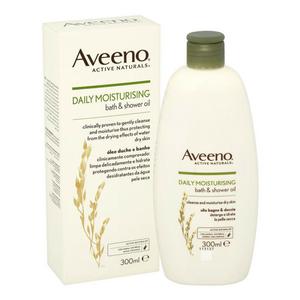 Aveeno - Daily Moisturising Bath Shower Confezione 300 Ml