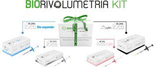 Regenyal - Biorivolumetria Kit Regenyal Bio-Expander + Regenyal Lips + Regenyal Super Idea + Regenyal Idea
