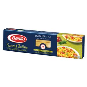 Barilla - Spaghetti N.5 Senza Glutine Confezione 400 Gr