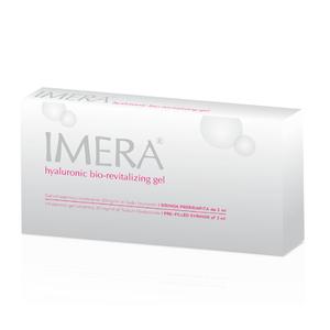 Imera - Gel A base Di Acido Ialuronico Lineare Confezione 1 Siringa Da 2 Ml (Scadenza Prodotto 28/07/2021)