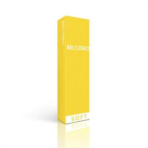 New Belotero - Soft Gel Confezione 1 Fiala Siringa Preriempita 1 Ml