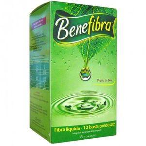 Benefibra - Novafibra Liquida Confezione 12 Bustine