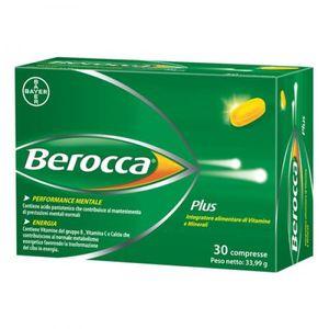 Berocca - Plus Confezione 30 Compresse