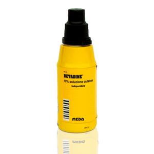 Betadine - 10 % Soluzione Cutanea Confezione 125 Ml