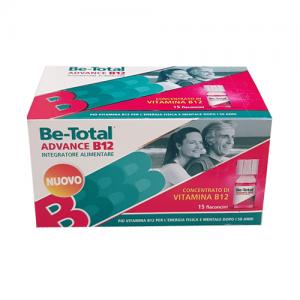 Betotal - Advance B12 Confezione 15 Flaconi