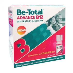 Betotal - Advance B12 Confezione 30 Flaconcini