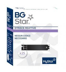 Bgstar - Mystar Extra Confezione 25 Strisce