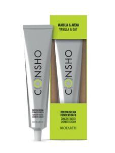 Bioearth - Consho Bagnocrema Concentrato Vaniglia e Avena Confezione 100 Ml