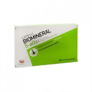 Biomineral - 5 Alfa Integratore 30 Capsule