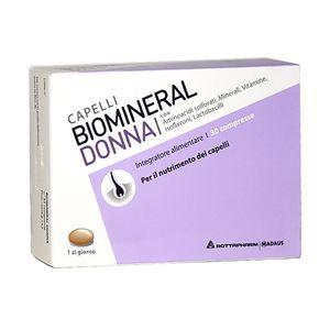 Biomineral - Donna Confezione 30 Compresse
