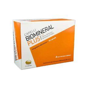 Biomineral - Plus Integratore Confezione 60 Capsule