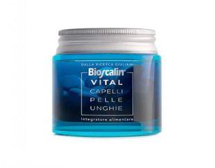 Bioscalin - Vital Capelli e Unghie Confezione 60 Compresse
