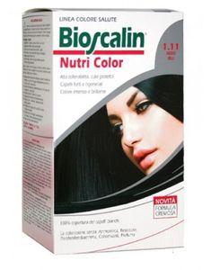 Bioscalin - Nutricolor 1.11 Nero Blu Confezione 124 Ml