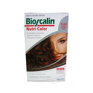 Bioscalin - Nutricolor 4.64 Castano Confezione 124 Ml