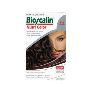 Bioscalin - Nutricolor 5.6 Mogano Confezione 124 Ml