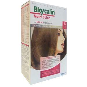 Bioscalin - Nutricolor 6 Biondo Scuro Confezione 124 Ml