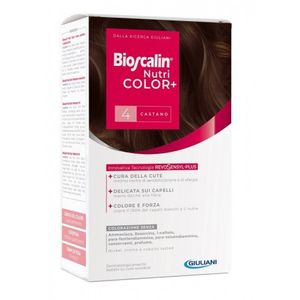 Bioscalin - Nutricolor Plus 4 Castano Dorato Confezione 4 Pezzi