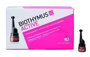 Biothymus - Ac Act Donna Trattamento Anticaduta Confezione 10 Fiale Olio