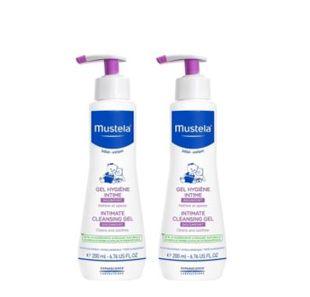 Mustela - Bipacco Igiene Intimo Confezione 2X200 Ml