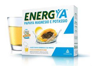 Body Spring - Papaya Fermentata Magnesio e Potassio Confezione 14 Bustine