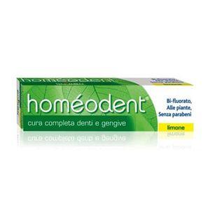 Boiron - Homeodent Dentifricio Gusto Limone Confezione 75 Ml