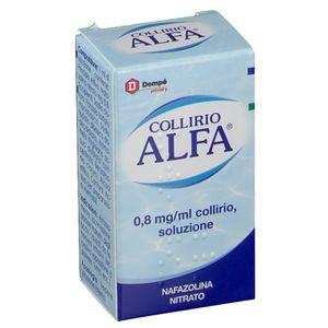 Alfa - Gocce Decongestionante Confezione 10 ml