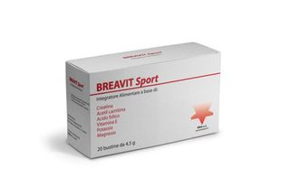 Brea - Breavit Sport Confezione 20 Bustine
